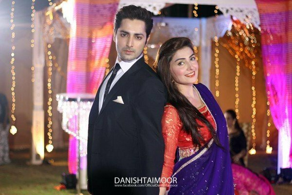 Aiza Khan And Danish Taimoor Pictures - Ayeza Khan About to Leave Showbiz Due to Marriage
