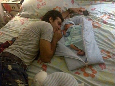 Syra and Shehroz Blessed With a Baby Girl
