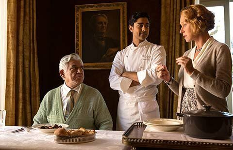 Hollywood Movie Hundred Foot Journey