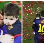 Lionel Messi Raised Voice for Childern of Gaza