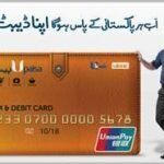 Ufone UPaisa debit Card