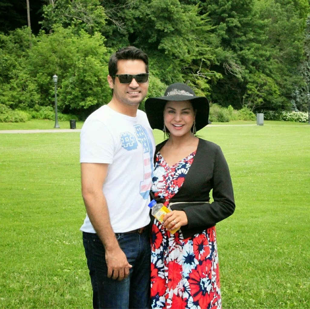 Veena Malik Expecting Her First Baby
