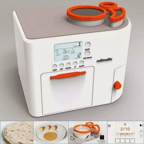 Rotimatic machine Review and Price in Pakistan