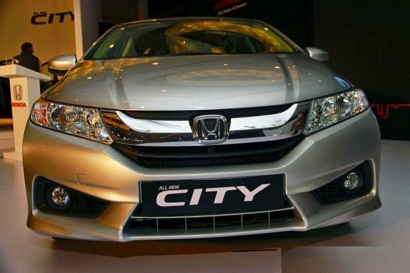 New Latest Model Honda City 2015 Price In Pakistan