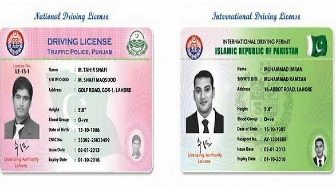 How to Get International Driving Licence | Web pk