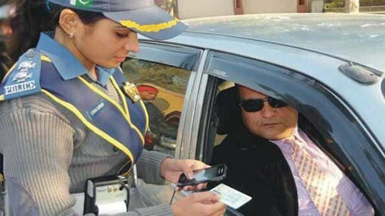 Procedure for Renewal of Driving Licence | Web pk