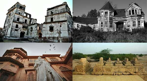 10 Haunted Places in Pakistan | Web pk