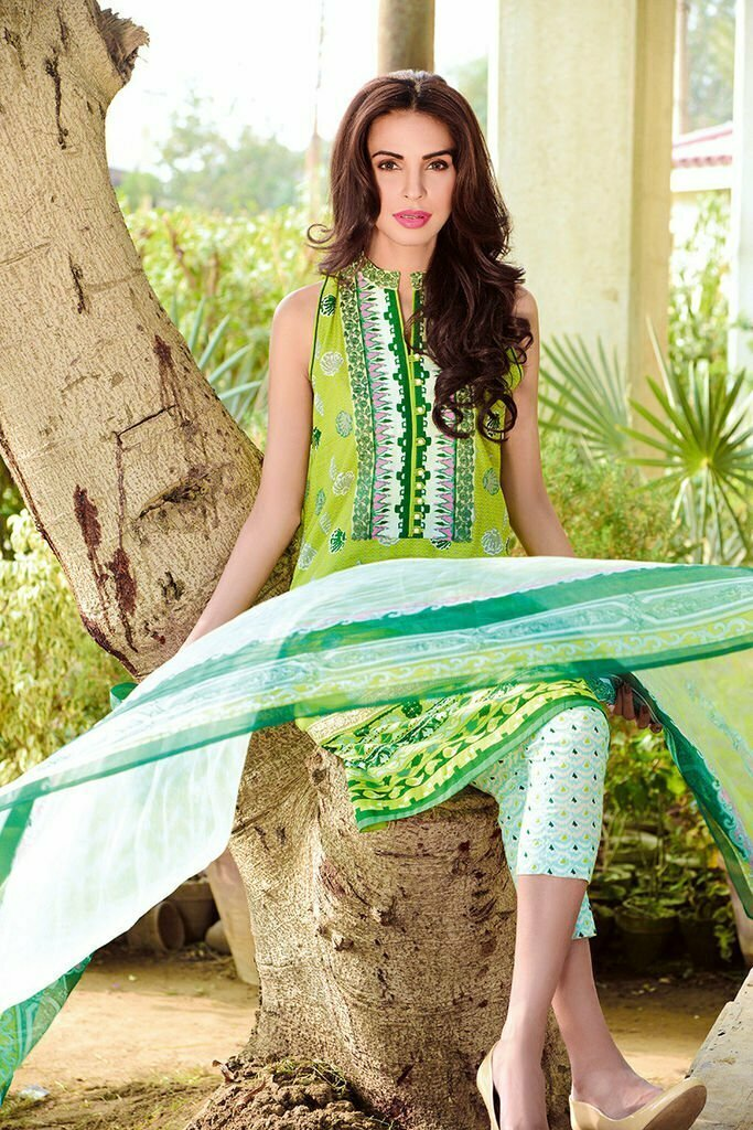 Gul Ahmed Summer Collection 2016 with Price