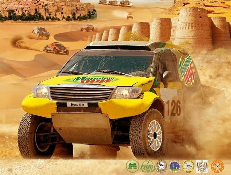 Cholistan Jeep Rally 2017 (1)