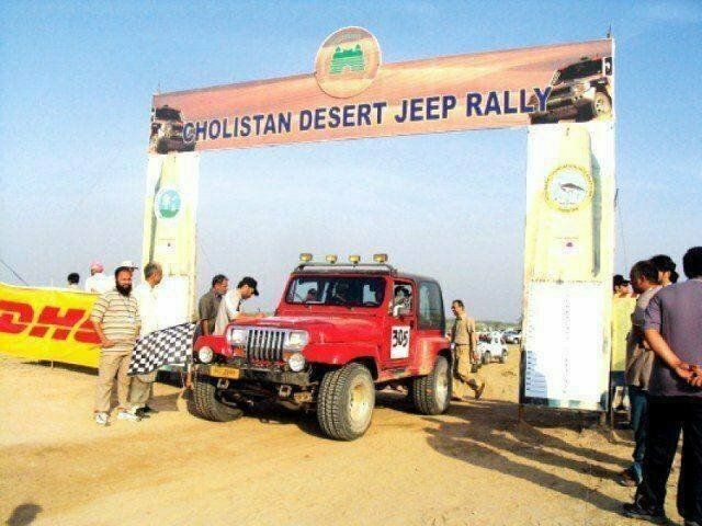 Cholistan Jeep Rally 2017 (3)