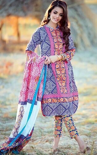 cf937238ed Summer is incomplete without Gul Ahmed Lawn suits. Gul Ahmed smashing  varieties and colours every summer season. Gul Ahmed is a preeminent  Pakistani textile ...