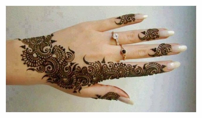 100 Mehndi Designs For Hands And Feet  Webpk