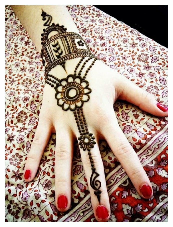 Easy-and-stylish-MEHNDI-DESIGNS-for-girls