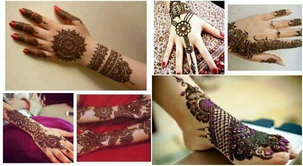 Eid Mehndi Designs 2017 Collection New Henna Designs For Hands And
