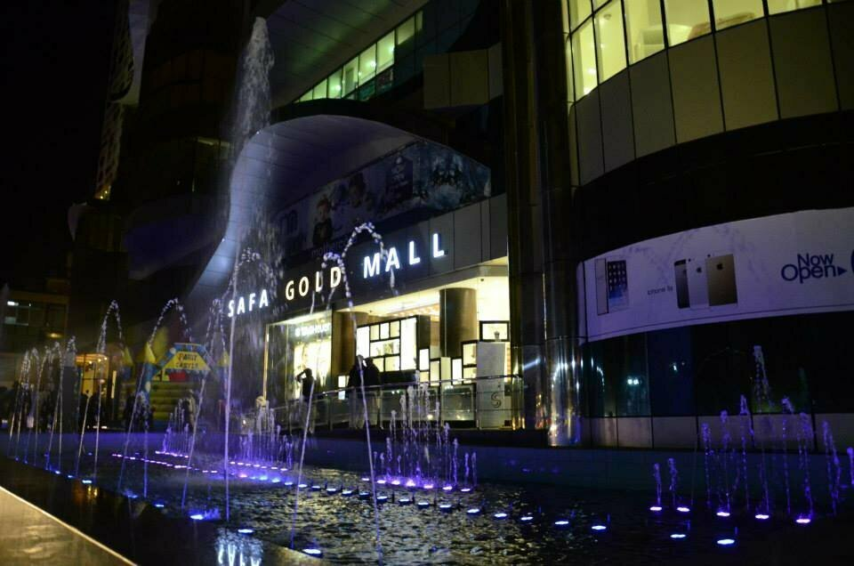 Safa Gold Mall – Islamabad