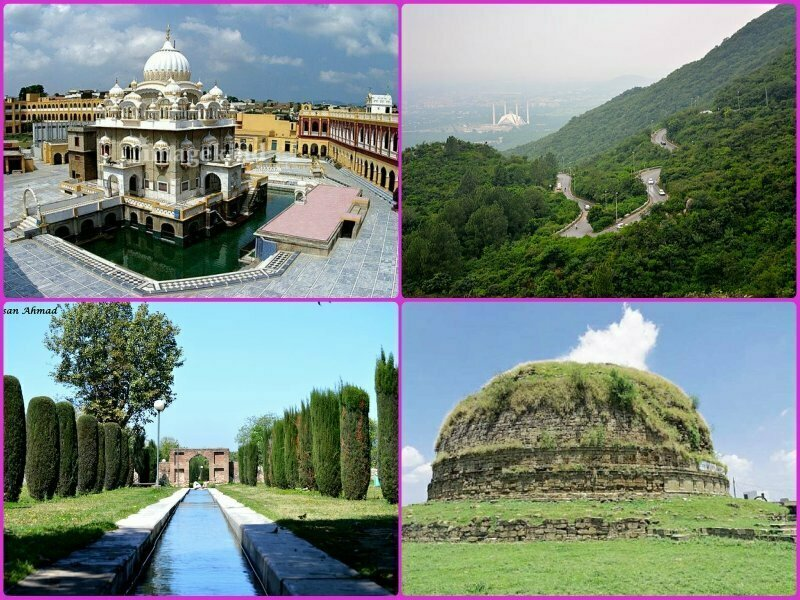 Tour of Archaeological & Historical Sites at Islamabad