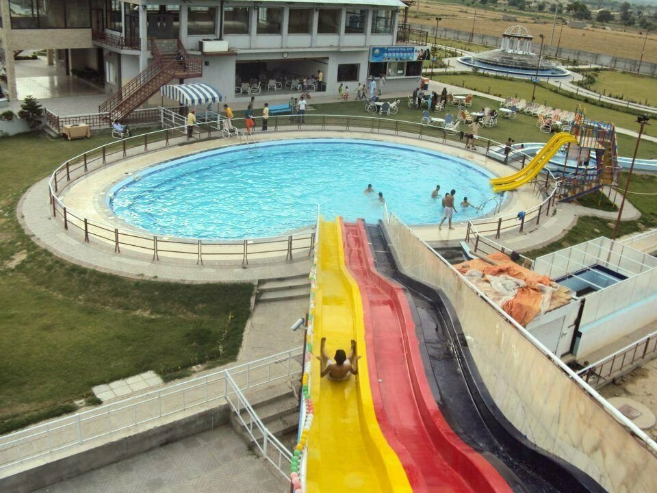 Aqua Fun Resort Water Park Islamabad