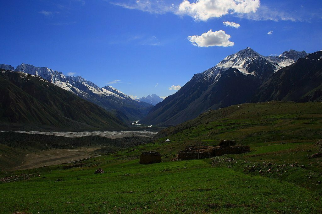 Broghil Valley National Park