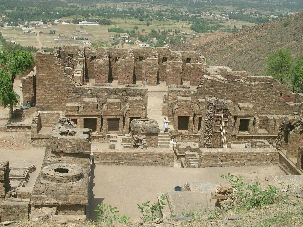 Buddhist Ruins of Takht-i-Bhai and City Remains at Sehri Bahlol