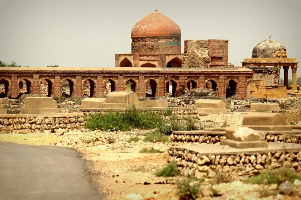 Historical Monuments of Thatta