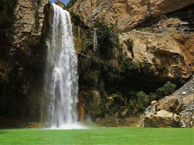 Khadomi Waterfall