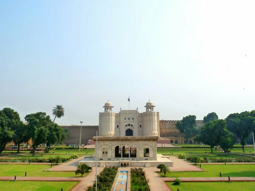 Old Fort or Shahi Qilla, Lahore