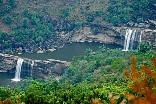 Twin Waterfalls of Gulpur (2)