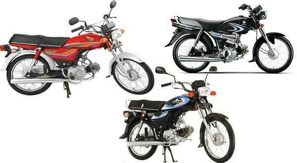 Top 10 Selling Motorcycles in Pakistan with Specs and Prices