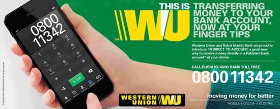 How to Get Western Union Money Transferred to Bank Account in Pakistan?  Web.pk