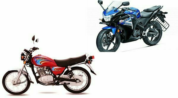 Honda CBR 150R vs  Suzuki GS 150 SE: Price and Specs