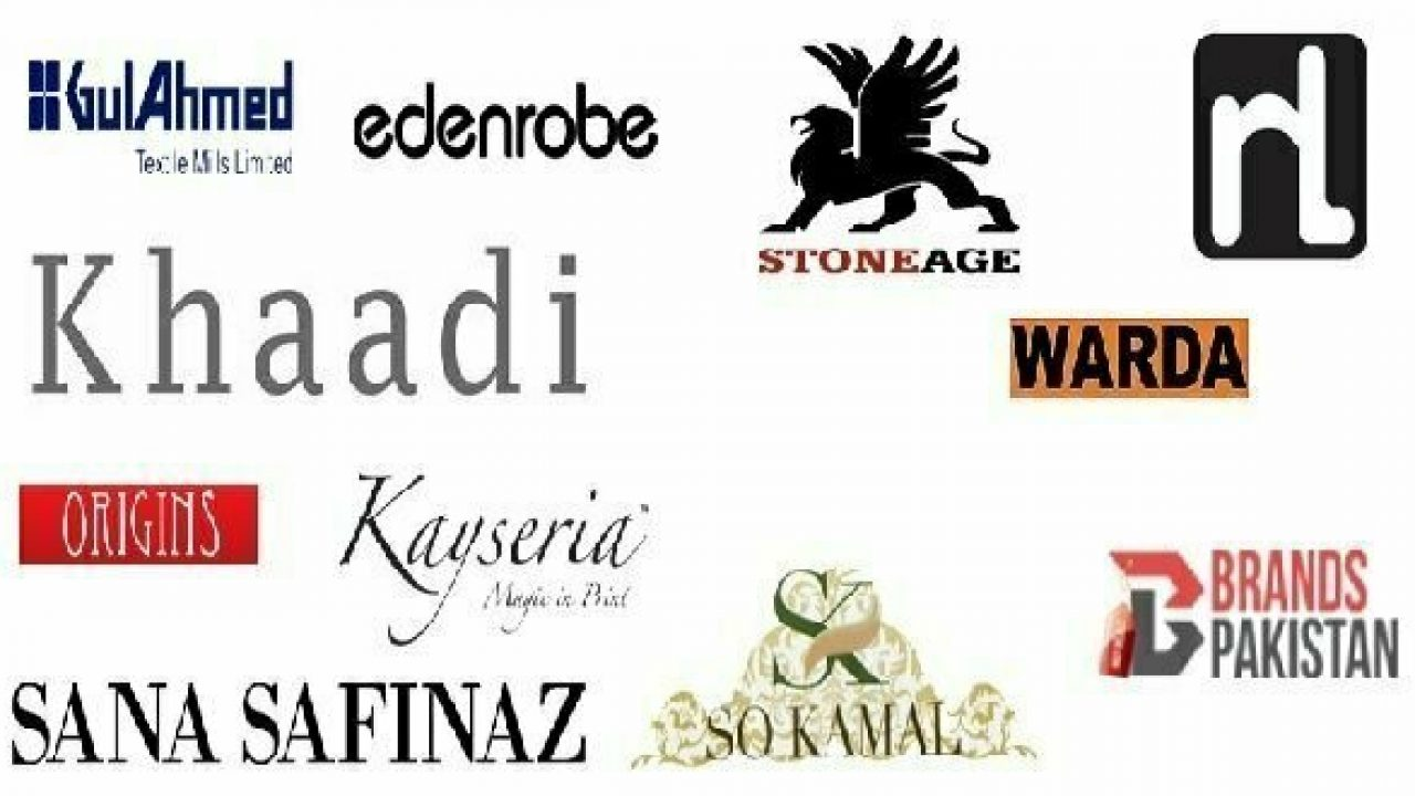 Top 50 Pakistani Clothing Brands Web Pk