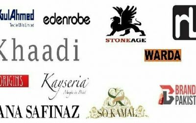 Top 50 Pakistani Clothing Brands