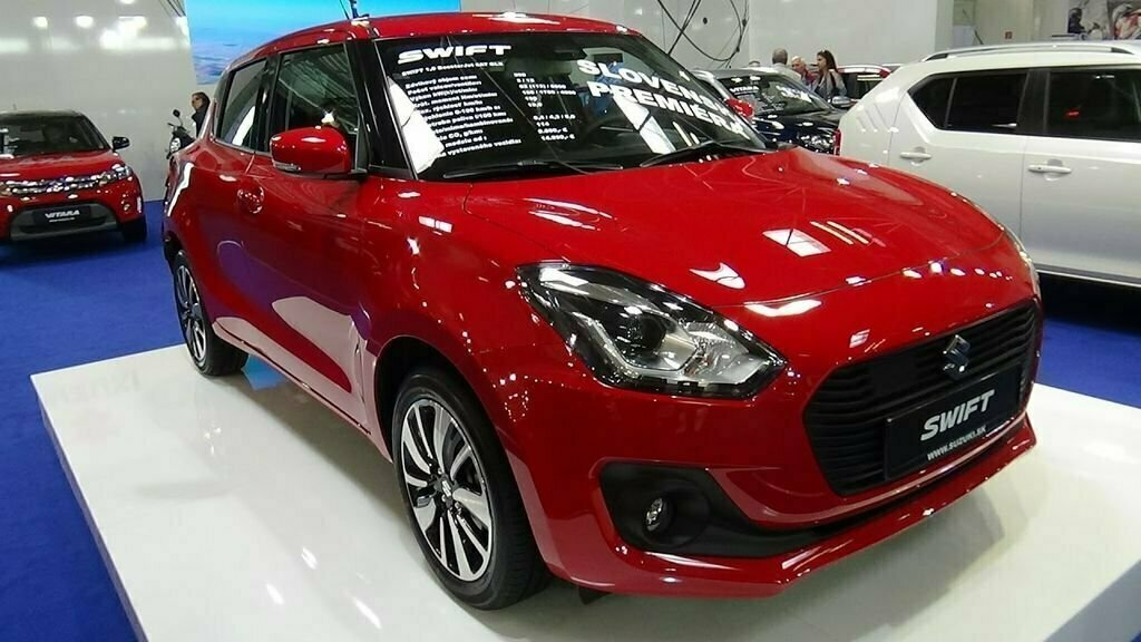 suzuki swift 2018 launch date in pakistan price specs pics. Black Bedroom Furniture Sets. Home Design Ideas