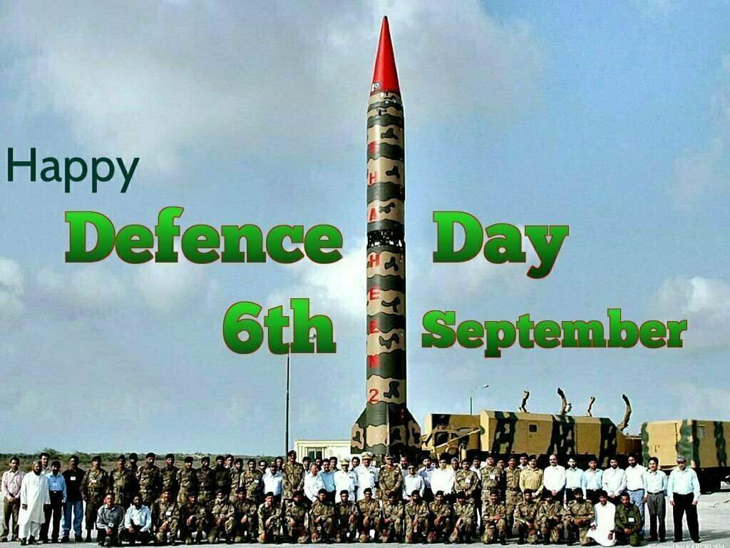 Speech of Pakistan Defence Day 6th September and Quotes, SMS